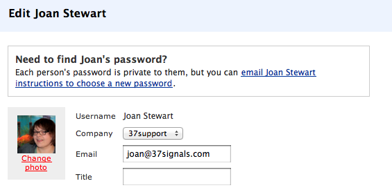 Sign in: One of my users forgot their password. How can I get them ...